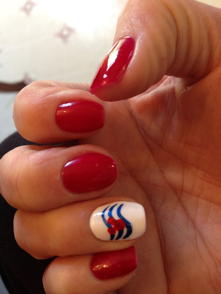 Toe Nail Designs For Cruise | Best Nail Designs 2018