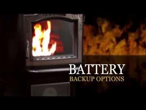Harman P Series Pellet Stove Battery Backup Options Video Pellet Stove Harman Pellet Stove Stove