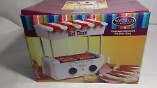 New listing   NEW Nostalgia Electrics Vintage Collection Old Fashioned Hot Dog Roller Price: USD 19.99 | UnitedStates