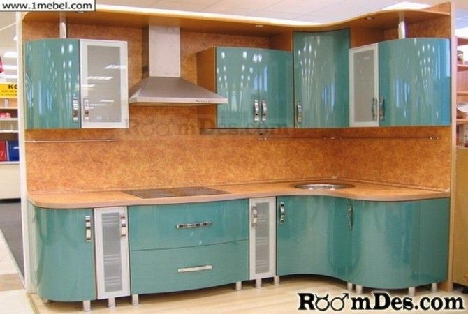 deco kitchen cabinets
