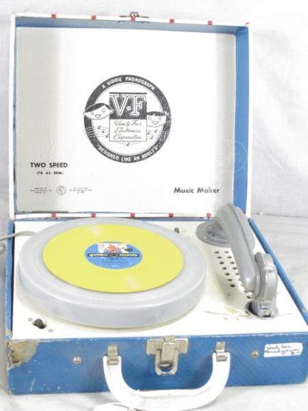 vintage phonograph fair Vanity