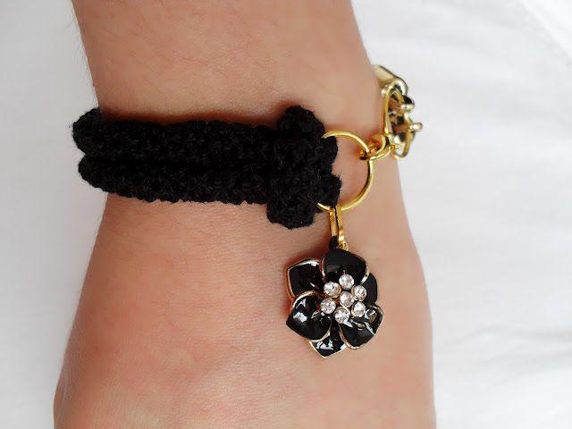 Black Rose, Crochet