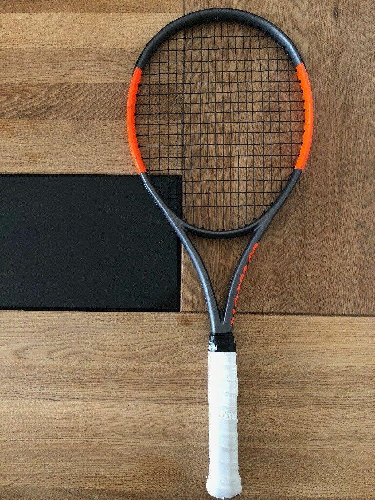 Wilson Burn 100s Cv Tennis Racket Decor Tennis Racket Fashion Tennis Racket Cake Tennis Racket Design Tennis Gear Tennis Racket Tennis Racquets
