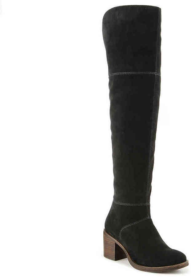 36c0072bc9b Lucky Brand Women's Ramsden Over The Knee Boot | boots | Boots, Knee ...