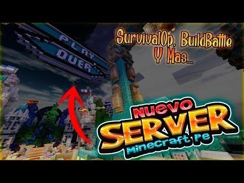 minecraft building battle server