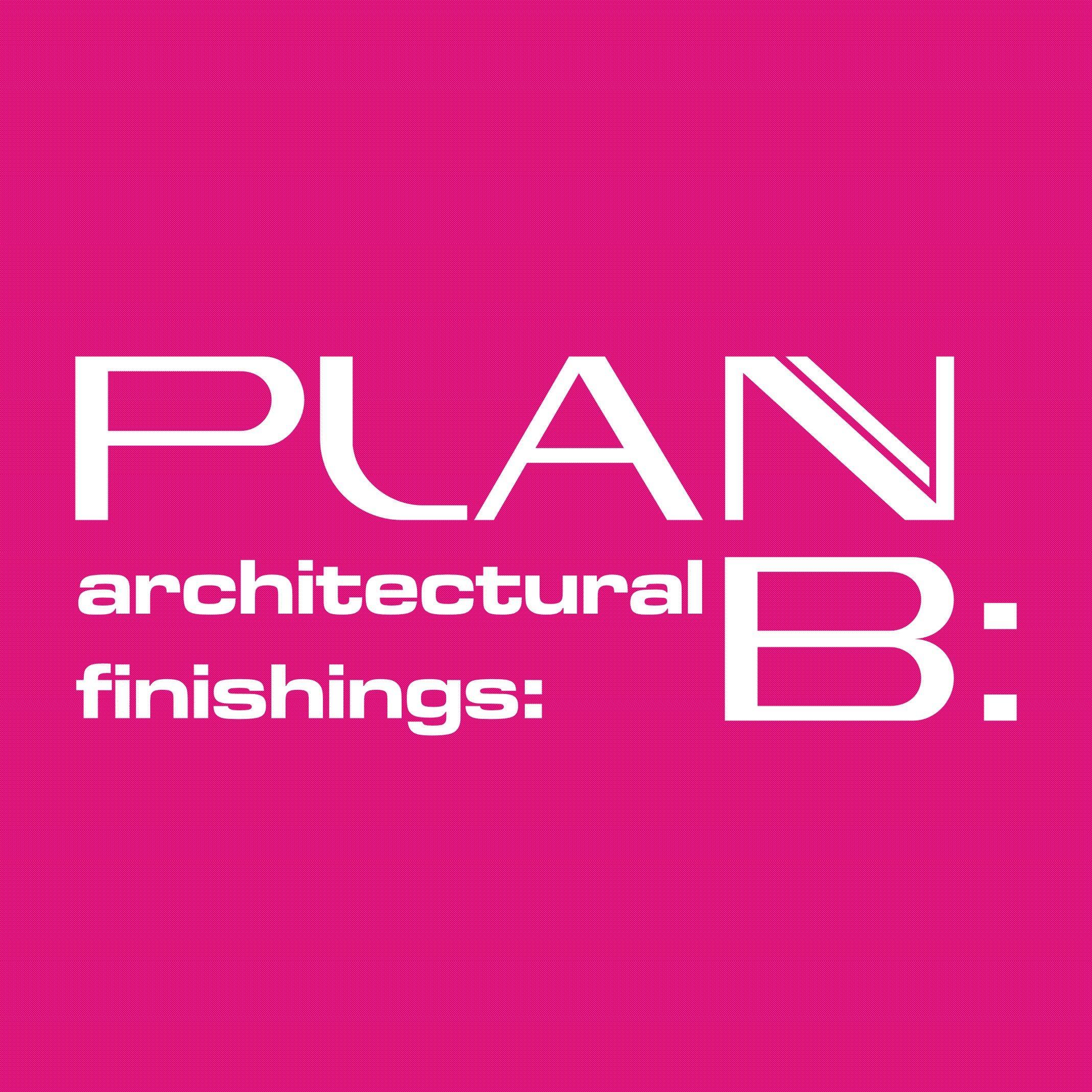 Plan B: Architectural Finishings Ltd Logo