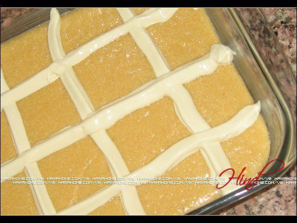 طريقه عمل البسبوسه التركيه Food Desserts Pudding