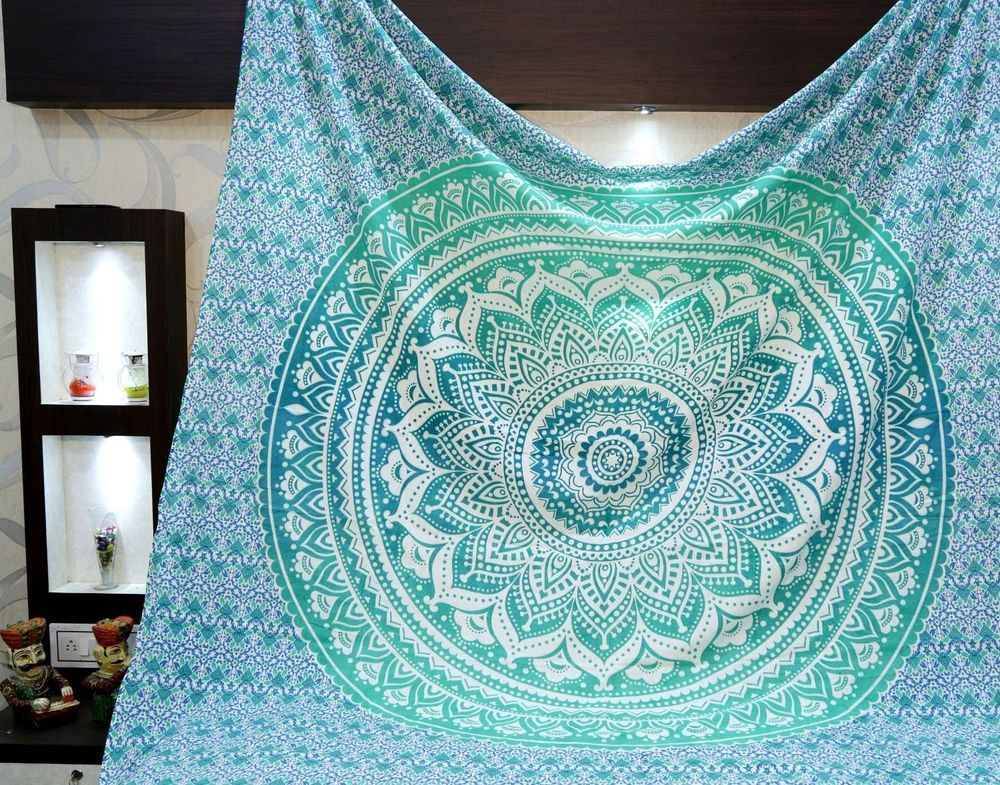 OMBRE QUEEN SIZE TAPESTRY via BOHOSHOP9 Click
