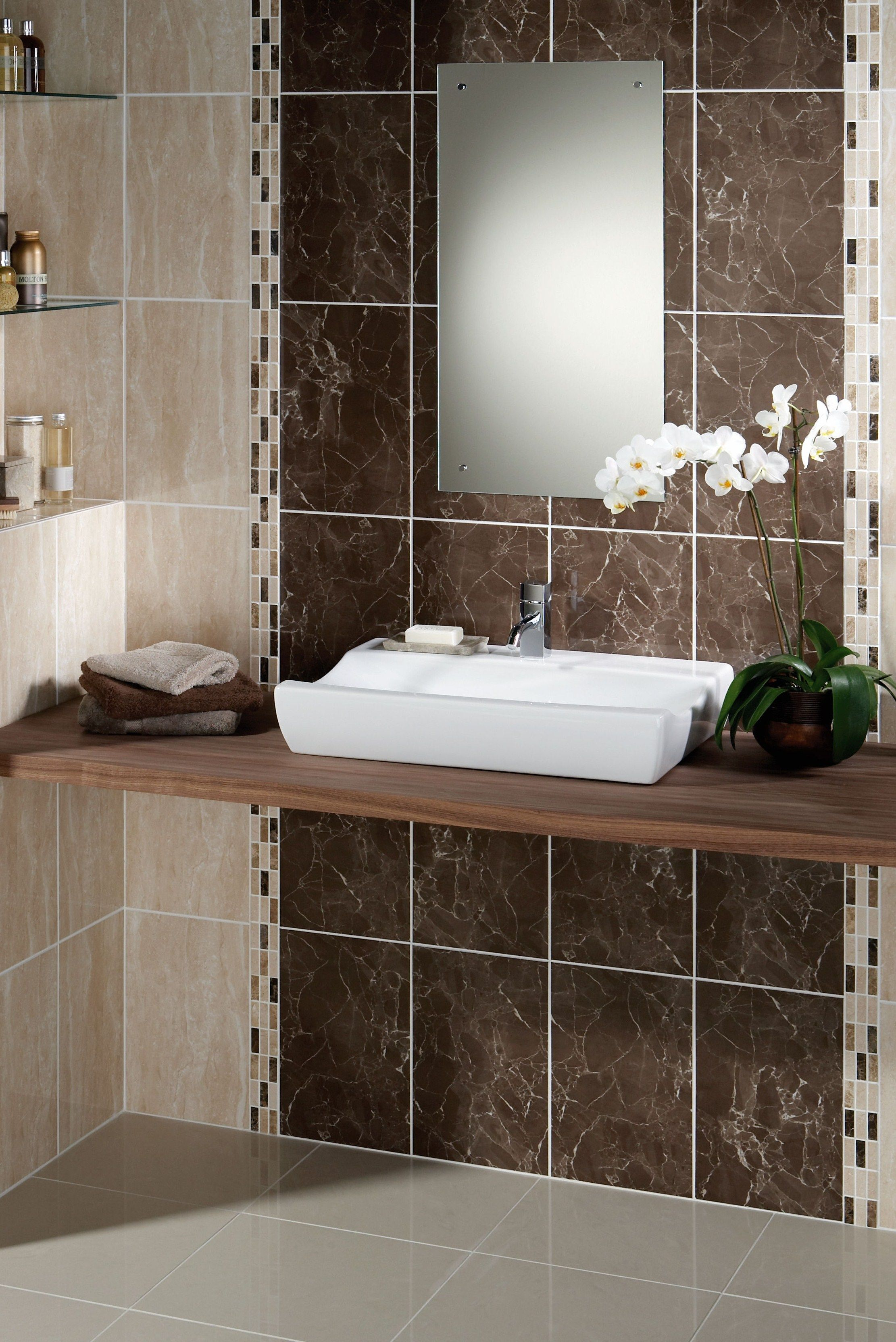 30 Great Pictures And Ideas Of Neutral Bathroom Tile Designs Ideas Bathroom Tiles Design Ideas Bathroom Tile Designs Modern Bathroom Tile