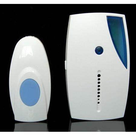 Wireless Doorbell TeckNet Waterproof Wireless Door Bell Ch.. FREE 2 day Ship
