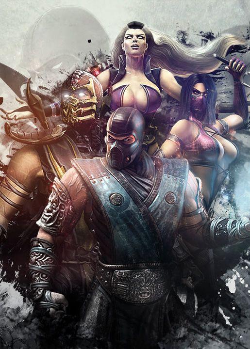Pin By Vazquez On Mk Mortal Kombat Art Mortal Kombat Characters