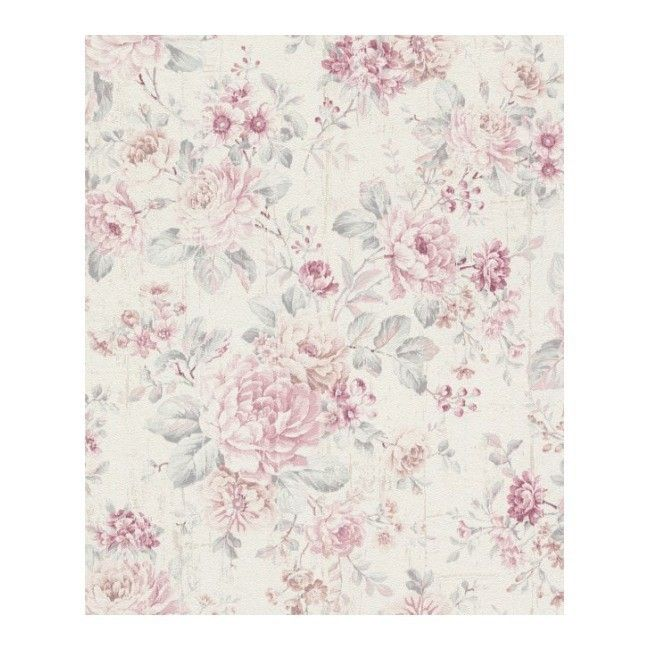 Tapeta Winylowa Na Flizelinie Kwiat 516029 10 M Rozowa Metallic Wallpaper Home Decor Decor