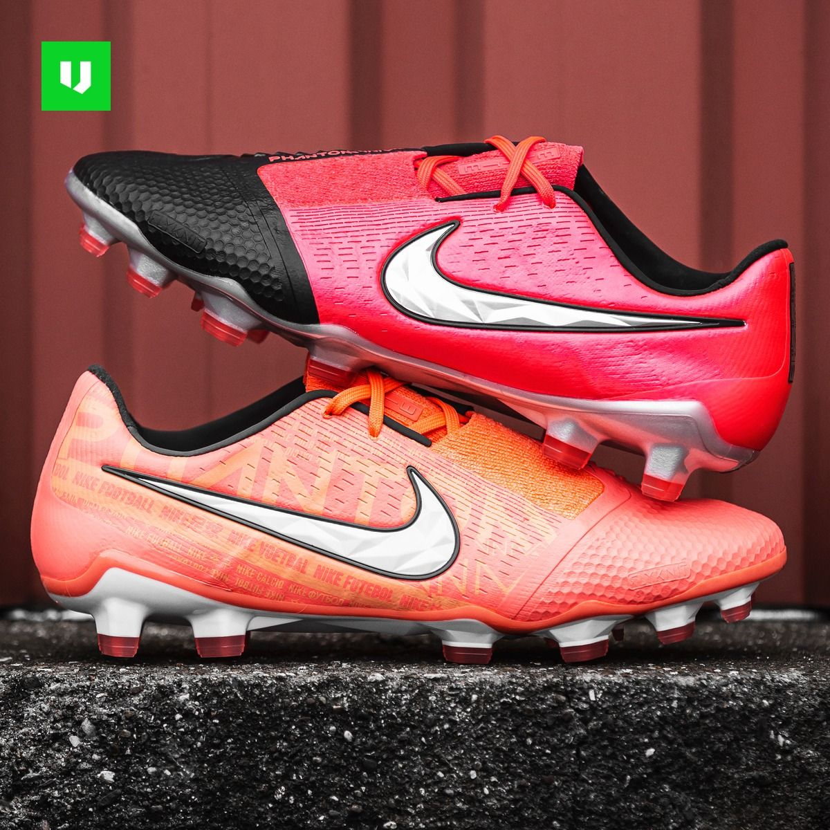 Nike PhantomVNM belongs to Fire and
