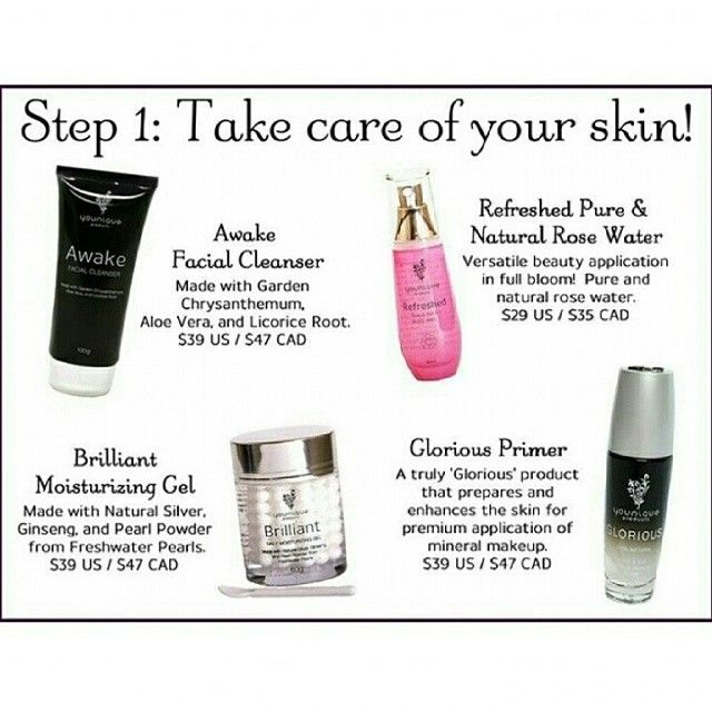 Pin By Megz On Younique Products Skin Care How To