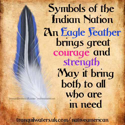 Quotes Indian And Sayings Feathers Native American