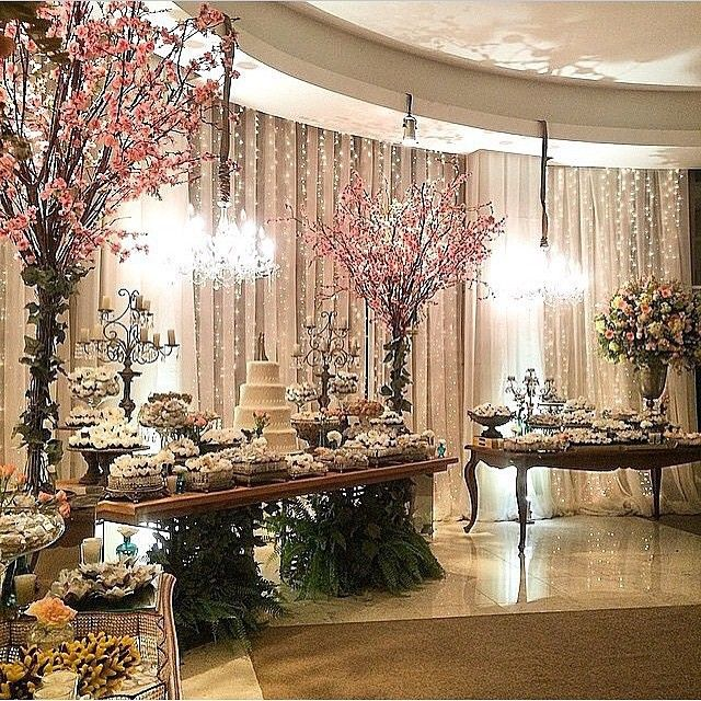 Jodiee S Blog Wedding Ceremony Table: Galhos Secos (Árvore Francesa) Em Decorações De Casamento