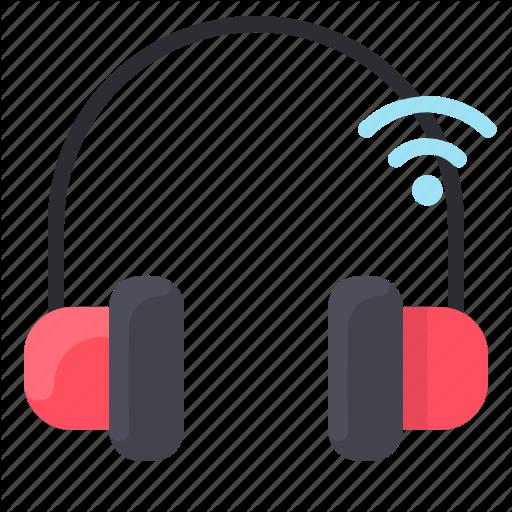 Audio Computer Headphone Headset Sound Wireless Icon Download On Iconfinder Headphone Headset Computer Headphones