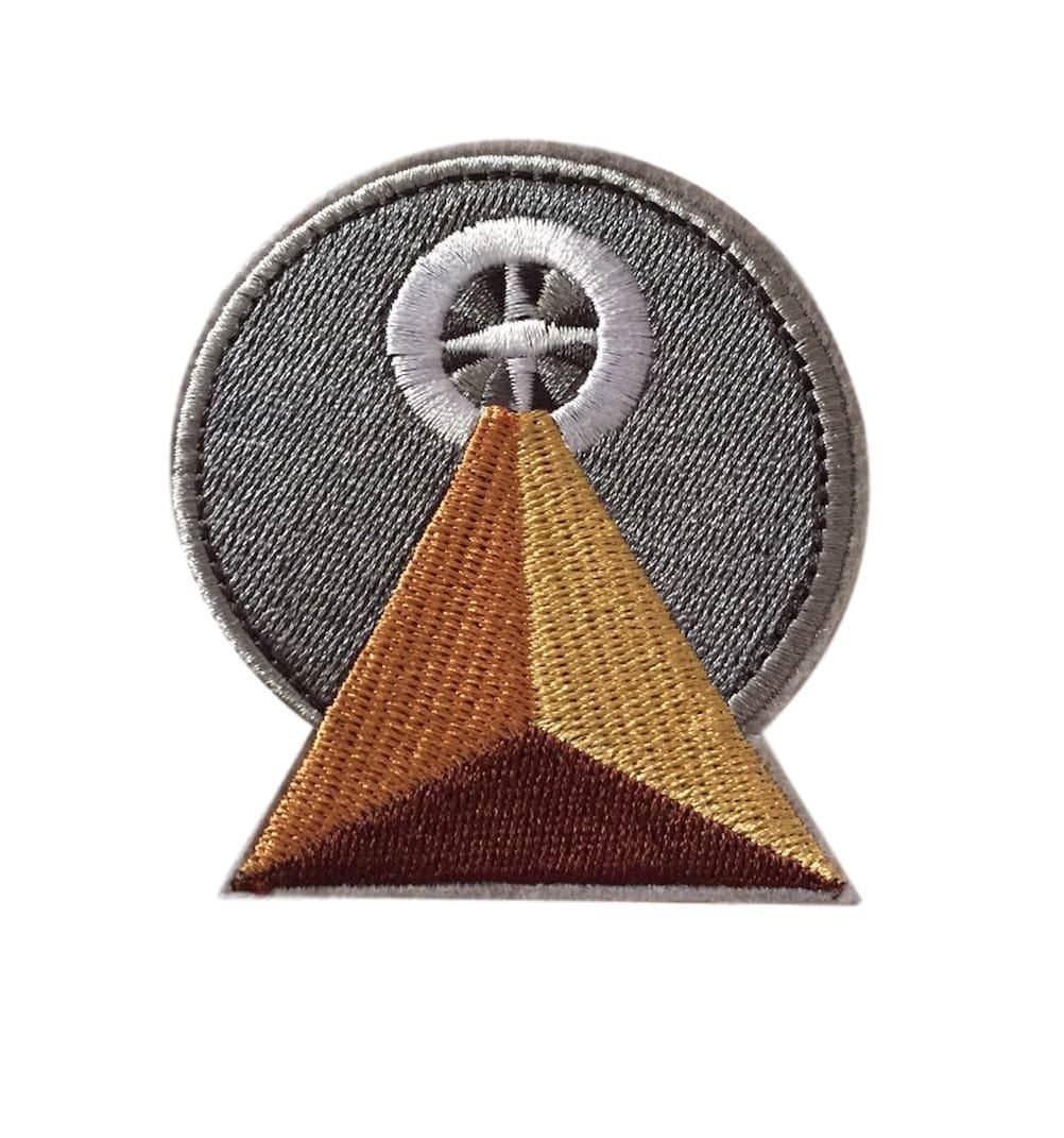 Star Trek Vulcan IDIC Iron-On Patch