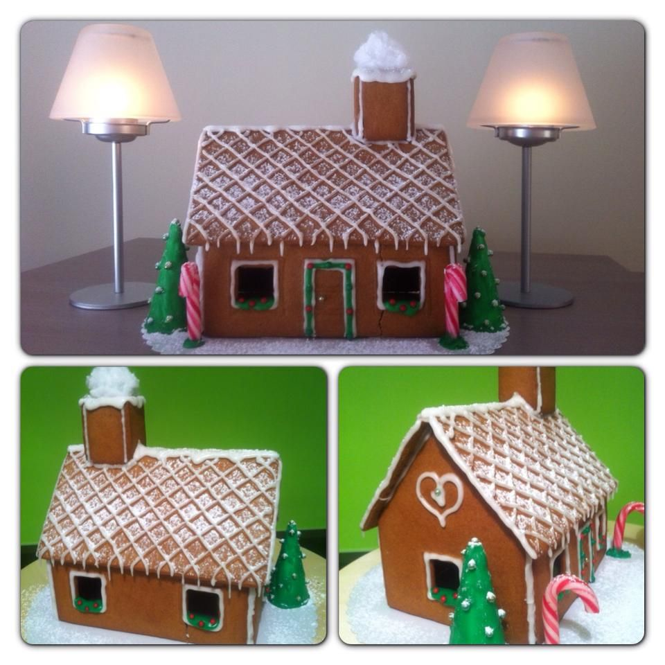 Gingerbread House By Ikea And Me Ikea Gingerbread House Gingerbread House Gingerbread