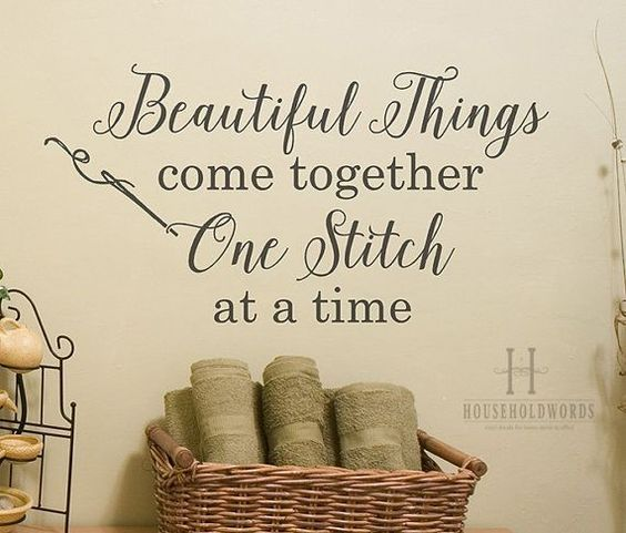 24 sewing crafts room ideas