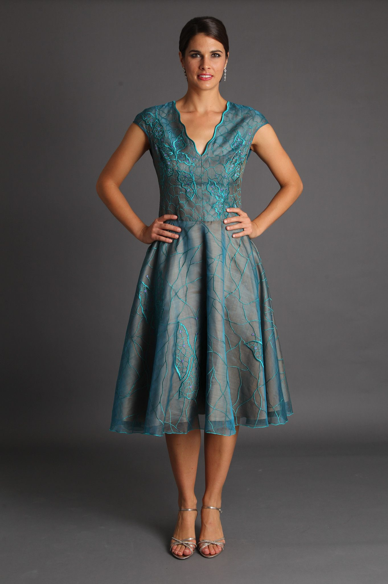 Chrysalide Dress - Turquoise | Hmmmm.... | Pinterest | Formal dress ...