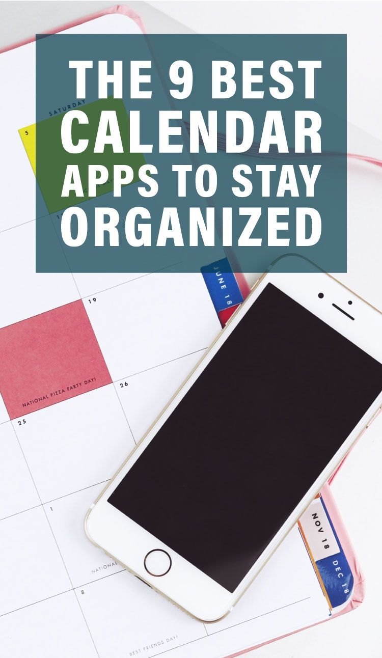 The 9 Best Calendar Apps to Stay Organized in 2020