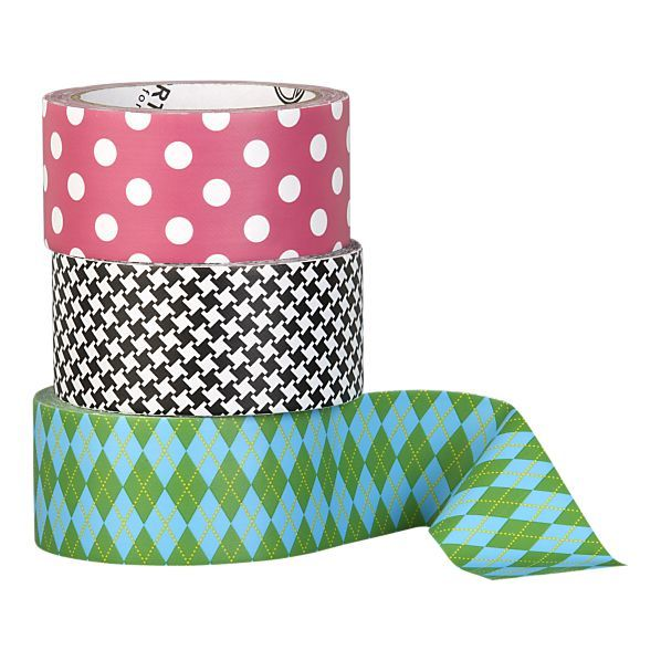 Brighten up household projects with this duct tape.