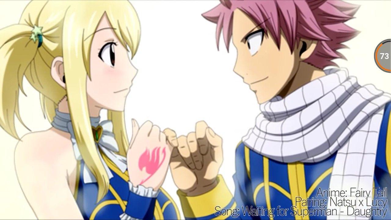 Natsu Et Lucy Queue De Fee Fairy Tail Et Couples Fairy Tail
