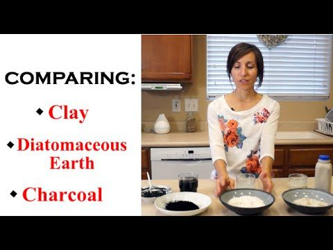 keto diet diatomaceous earth and activated charcoal