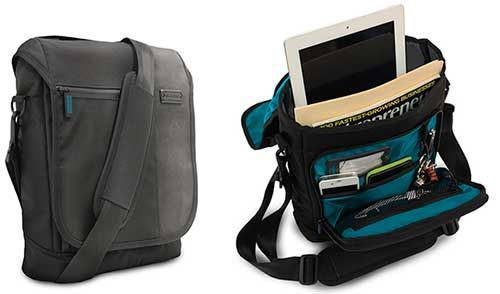Carry Your Tablet In Style With The New Skooba Messenger Bag
