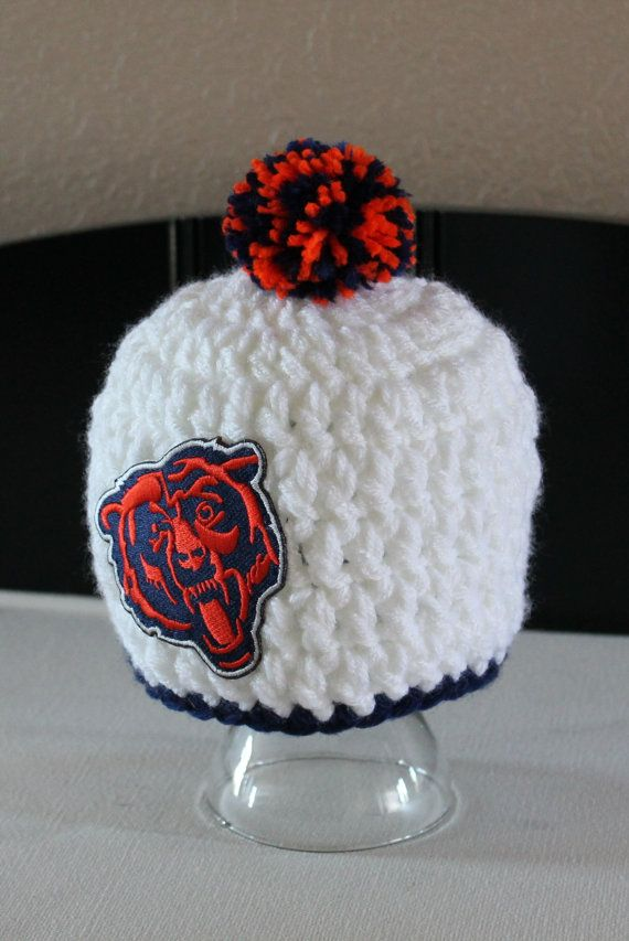 Chicago Bears Hat  4d412401f33