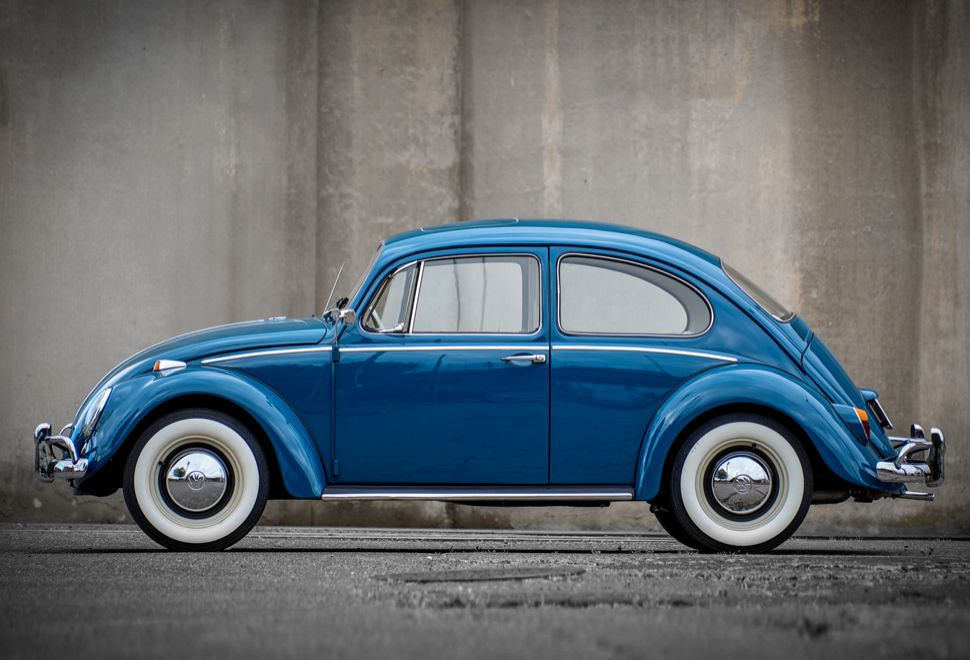 This Immaculate Volkswagen Beetle From 1965 Has Just Hit Bring A Trailer And Is Up For Grabs The Volkswagen Beetle Volkswagen Beetle Vintage Vw Beetle Classic