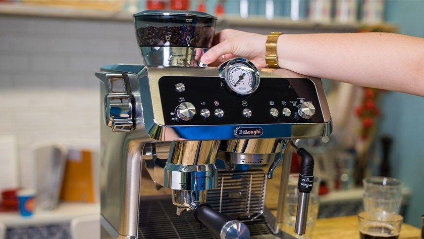 ماكينة ديلونجي لا سبيشاليستا اسبريسو La Specialista سعر ومواصفات وعيوب Espresso Machine Coffee Maker Coffee