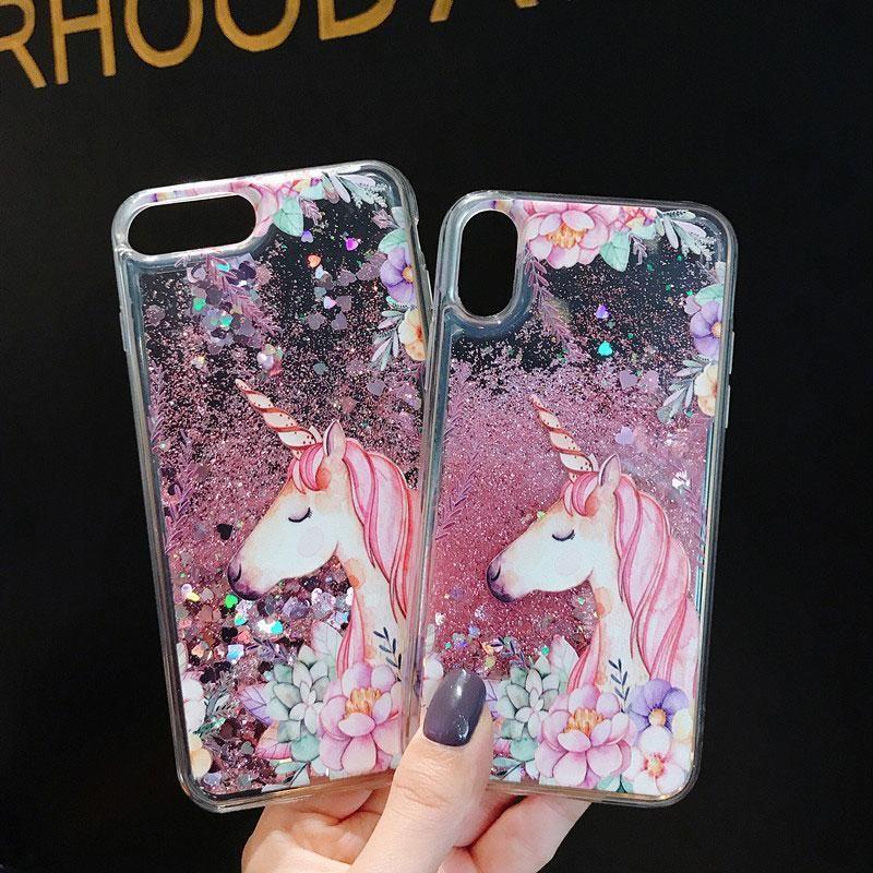 Unicorn Glitter Phone Case Online