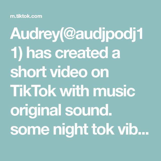 Audrey Audjpodj11 Has Created A Short Video On Tiktok With Music Original Sound Some Night Tok Vibes Nyc Apartment Photo Tutorial The Originals Music Do