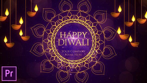 Diwali Wishes - Premiere Pro