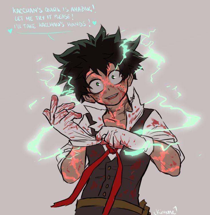 My Hero Academia Bnha Villain Izuku Midoriya Deku Academia Bnha Deku Hero Izuku Midoriya Villain My Hero Villain Deku My Hero Academia Memes