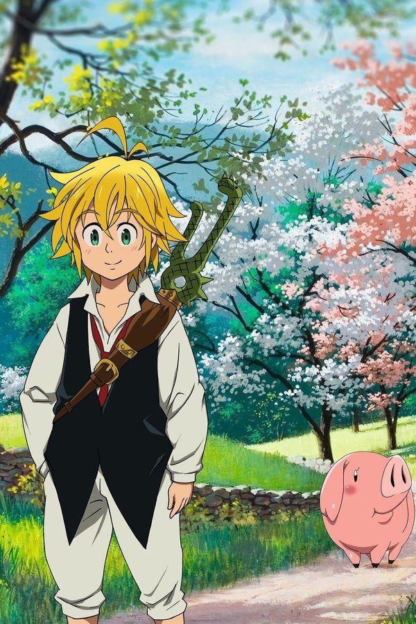 Nanatsu NO Taizai 4K Wallpaper on Anime Wallpapers stock