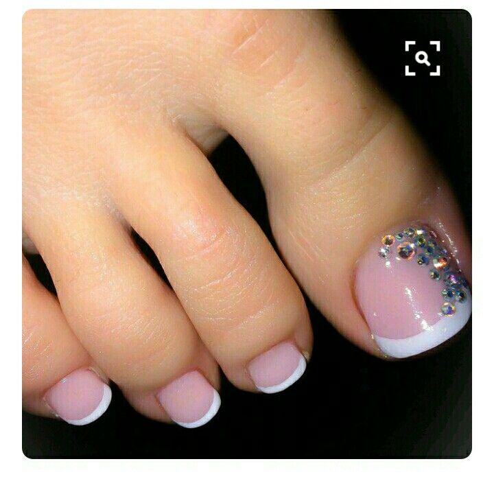 Pin by Joanne campbell on nails | Pinterest | Pedicures, Toe nail ...