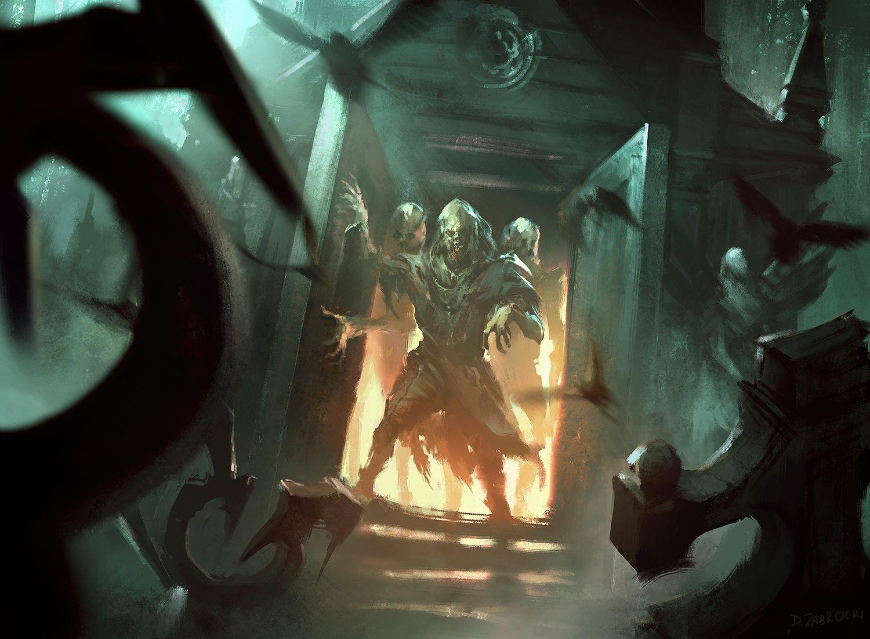 Image result for cryptbreaker art