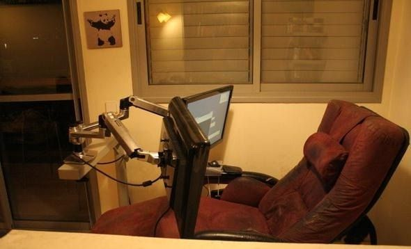 How To Design Your Own Awesome Workstation Recliner