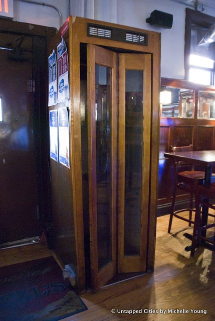 1940s Phone Booth Vintage Phone Booth Nyc Farrells