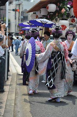 Komachi Odori (Gion Matsuri)
