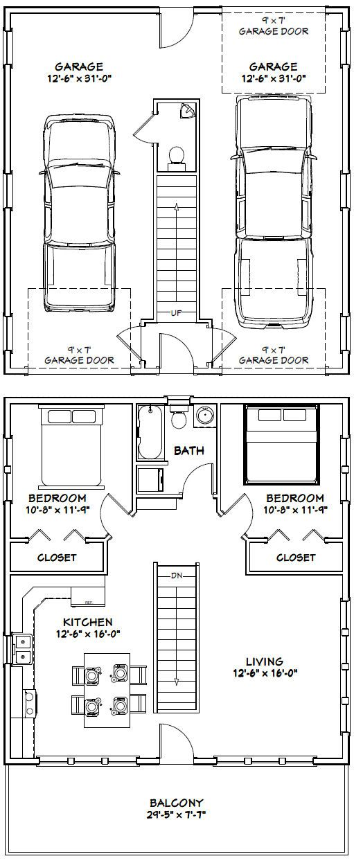 Shed Plans - PDF house plans, garage plans, shed plans - Now You