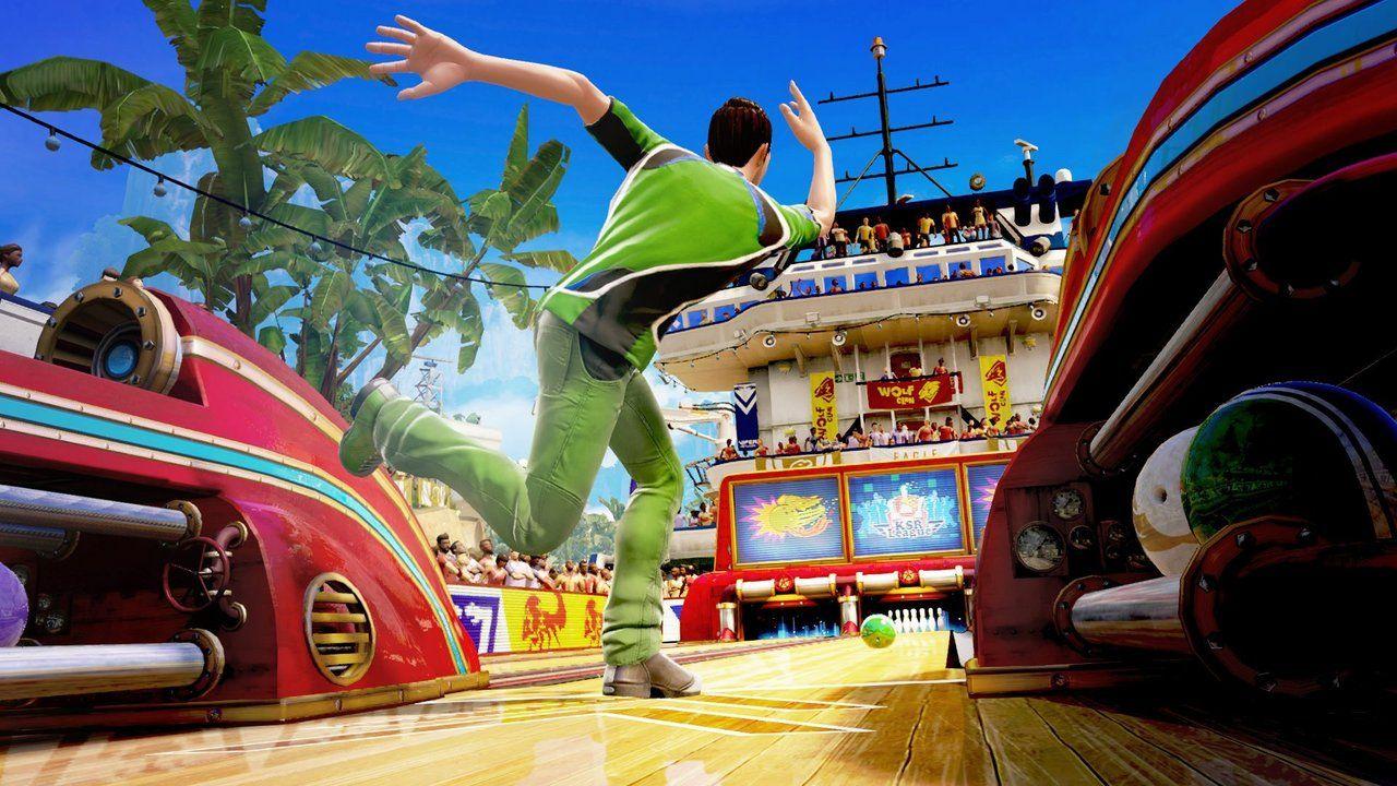 """Kinect Sports Rivals"" Xbox One Heizt Ihnen dieses Game"