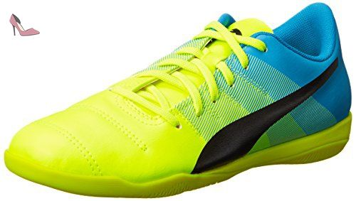 Indoor Femme Puma It 3 Multisport Chaussures Jaune 4 Evopower w4aqfxa1pA