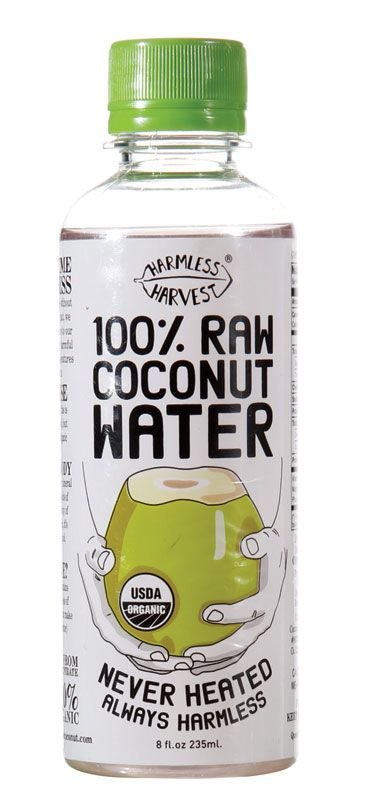 Harmless Harvest Coconut Water Coconut Water Coconut Raw Coconut
