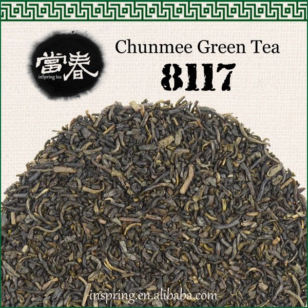 Chunmee Special Green Loose-Leaf Tea by find your way naturals Full-bodied, delicate flavor with toasty notes. Mellow smokiness lends to sweet tobacco or plum character. Low caffeine level, high antioxidant level. Ingredient: Green Tea