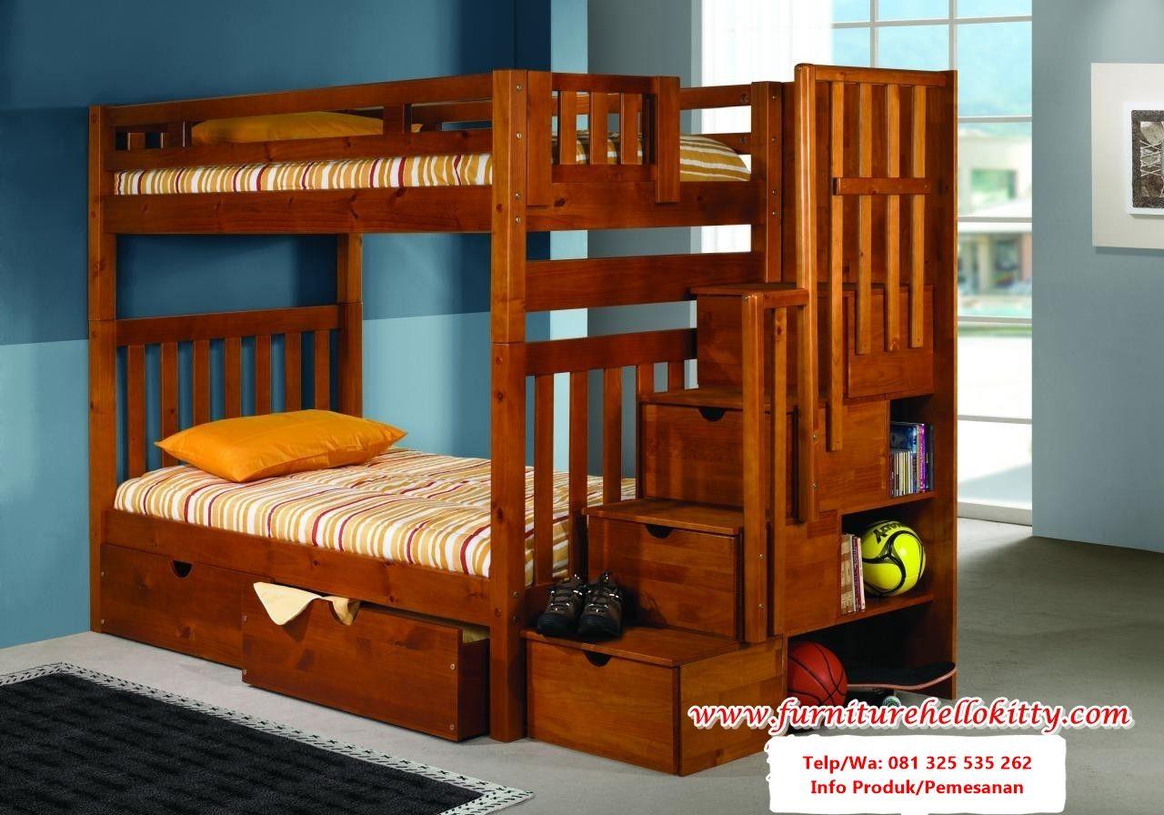 Desain Tempat Tidur Tingkat Jati Anak Referensi Ranjang Tingkat Jati Anak Spesifikasi Tempat Tidur J Tempat Tidur Tingkat Tempat Tidur Loteng Ranjang Tingkat Tempat tidur anak 2 tingkat