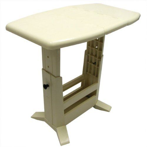 Exceptionnel Foldable RV Table Portable RV Folding Table And Magazine Rack (Adjustable  Height) . $55.99